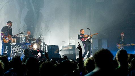 Coldplay rockten vor 14.000 Fans in Wien (Bild: Andreas Graf)