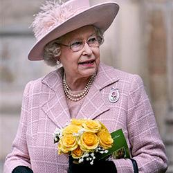 Queen durfte nicht in Königsloge