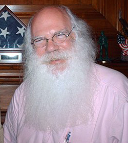 """""""Santa Claus"""" will US-Präsident werden (Bild: AP)"""