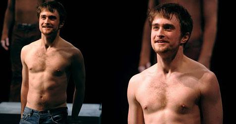 Daniel Radcliffe feierte Premiere am Broadway
