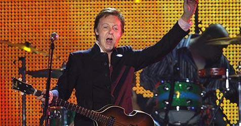McCartney trat 44 Jahre nach Verbot in Israel auf