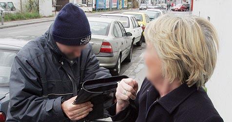 Volksschüler überführen Handtaschenräuber (Bild: Andreas Schiel)