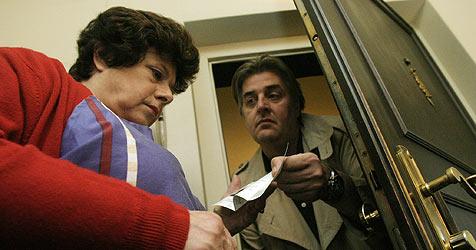 52-Jähriger dreht Pensionisten teure Bettwäsche an (Bild: Martin Jöchl)