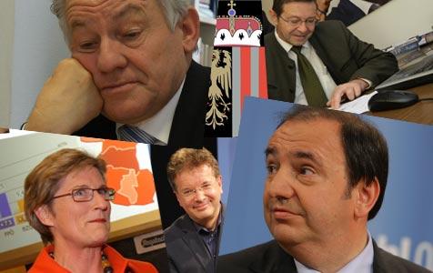 Reaktionen auf die Wahl aus Oberösterreich