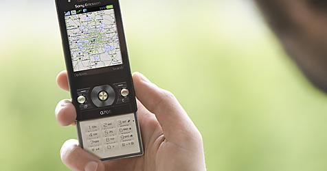 Intel will Umgebungsenergie mit Handys einfangen (Bild: Sony Ericsson)