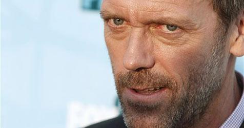 """Dr House"" Hugh Laurie ausgeraubt"