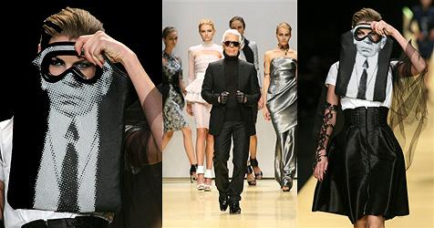 Lagerfeld präsentiert It-Bag