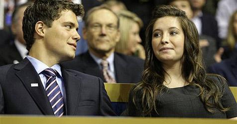 Bristol Palin und ihr Zukünftiger sind getrennt