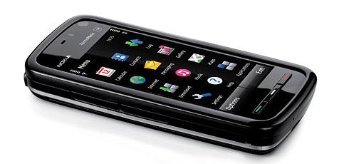 Nokia stellt seine Antwort auf das iPhone vor (Bild: Nokia)