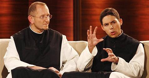 """Mönche sehr enttäuscht von """"Wetten, dass ...?"""""""