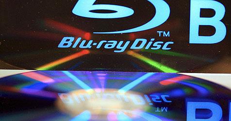 Neue Laserdiode ermöglicht Blu-rays mit 100 GB (Bild: EPA)