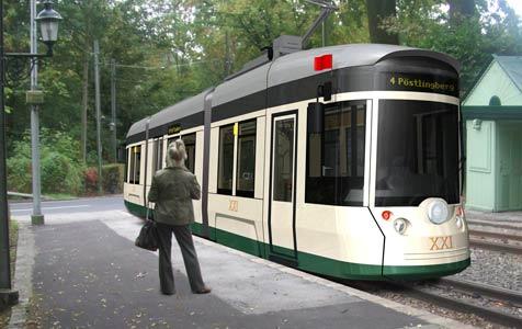 Pöstlingbergbahn wird doch pünktlich fertig (Bild: Linz AG)