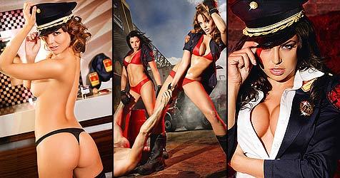 Der FireGirls-Kalender für 2009 ist da! (Bild: FirGirls (by House of Design Stangl KEG))