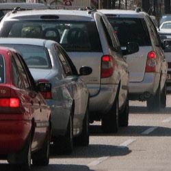 Auch Elixhausen kämpft gegen ein Verkehrsproblem (Bild: Peter Tomschi)