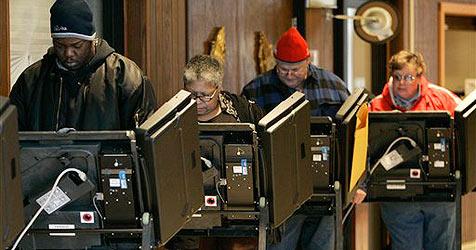 Wahlcomputer in den USA unter Kritik