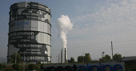 """Linzer Voest bekommt """"Umweltschutz-Atempause"""" (Bild: Horst Einöder)"""