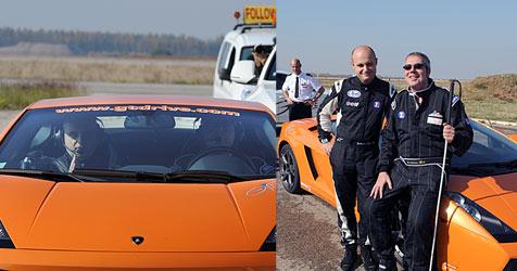 Belgier stellt mit 309 km/h neuen Weltrekord auf (Bild: AFP)