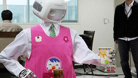 Neuer Roboter soll künfig den Haushalt schmeißen (Bild: EPA)