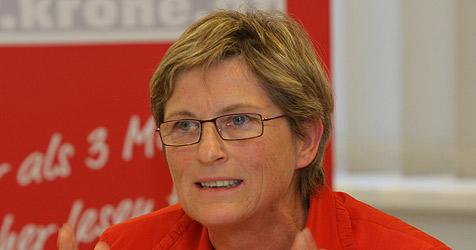 Ursula Haubner über die Zukunft ihrer Partei (Bild: Chris Koller)