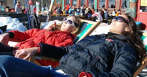 Tourismus jubelt über zweitbesten Winter aller Zeiten (Bild: Evelyn Hronek)