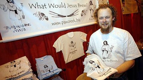 Die Suche nach Gott im Bier