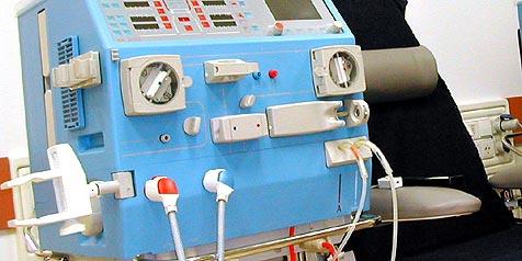 Drucker-Technik für Dialyse-Patienten (Bild: APA/Andreas Tröscher)