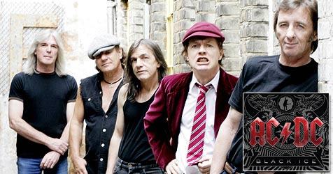 """AC/DC im Interview mit der """"Krone"""""""