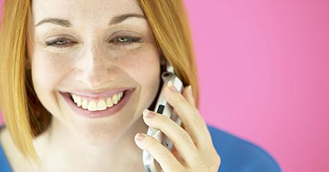 So telefoniert Österreich (Bild: (c) [2008] JupiterImages Corporation)