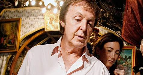 Paul McCartney wohnt mit neuer Liebe zusammen