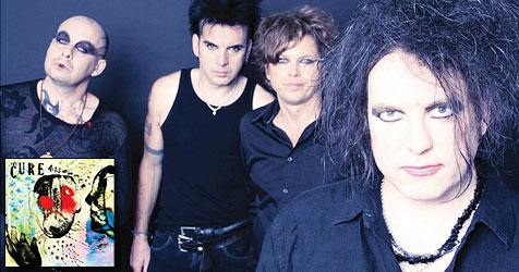 "The Cure: ""4:13 Dream"" (Bild: Geffen Records)"