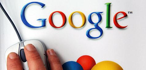 IT-Gigant Google kommt nach Kronstorf (Bild: dpa/A3471 Boris Roessler)