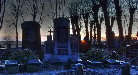 Wirtschaftskrise auch am Friedhof spürbar