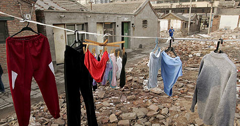 Nachbarschaftsstreit vor Menschenrechtsgericht (Bild: EPA)