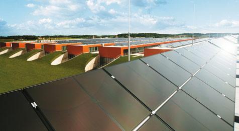 Pflicht für Solaranlagen vor dem Fall (Bild: Fronius)
