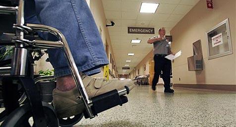 Saftige Rechnung für 19 Stunden Warten im Spital