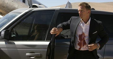 """200.000 sahen """"Bond"""" am Startwochenende (Bild: Sony Pictures Releasing GmbH)"""