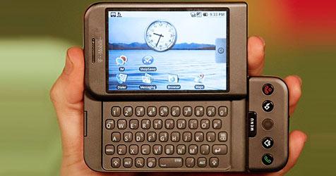 Google-Handy G2 kommt spätestens im April 2009