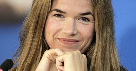 Ist Anke Engelke wieder schwanger? (Bild: dpa/A3637 Jörg Carstensen)