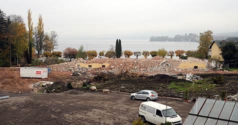 Ärger wegen Hotel-Bau in Gmunden (Bild: Klemens Fellner)