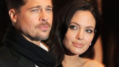 Jolies Kids fragen, warum sie nicht verheiratet ist