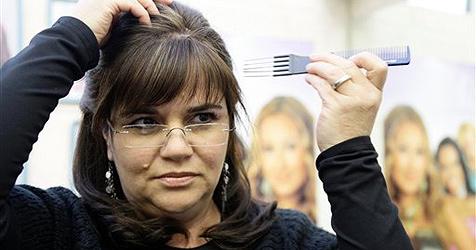 Palin-Perücken als Verkaufsschlager