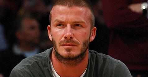 Beckham mietet Wohnung nahe Rotlichtviertel