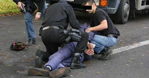 Funksystem war Schwachpunkt der Polizei (Bild: Horst Einöder)