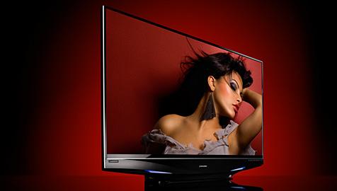 Mitsubishi bringt Laser-TV-Gerät auf den Markt (Bild: Llaservuetv)