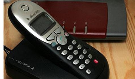 Telefonrechnung über 716 Millionen Euro erhalten (Bild: AP)