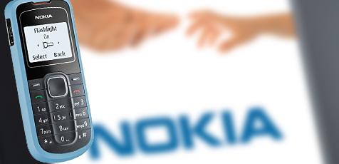 """Billig-Handys sollen """"digitale Kluft"""" überwinden (Bild: Nokia)"""