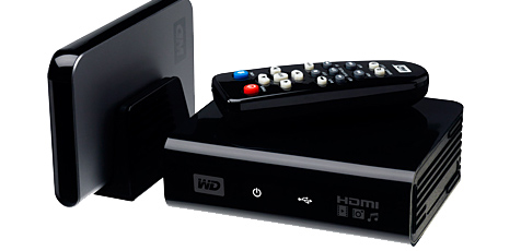 WD bringt digitale Inhalte auf den TV-Bildschirm (Bild: Wdc)