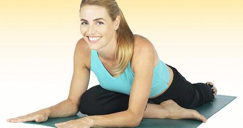 Yoga-�bungen f�r gebrochene Herzen (Bild: � [2008] JupiterImages Corporation)