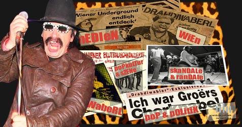 Die verrückte Welt des Stefan Weber (Bild: APA/CONNY DE BEAUCLAIR, http://www.wienbibliothek-digital.at)