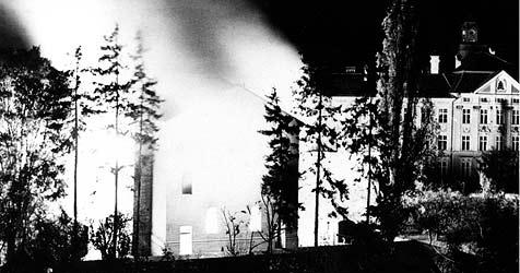 Martyrium begann vor 70 Jahren mit Brandstiftung